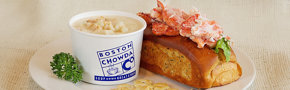 The boston chowda co serving boston s best chowder soups and other